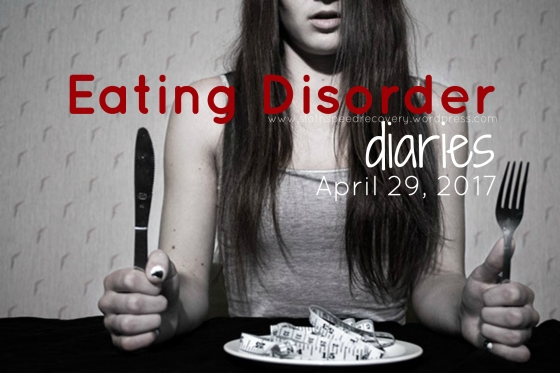 eating disorder diaries, slot soeed recovery, www.slothspeedrecovery.wordpress.com, ednos osfed